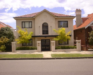 Syd property after